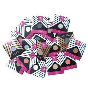 Makeup Geek Pressed Eyeshadow Bundle of 17 Shades
